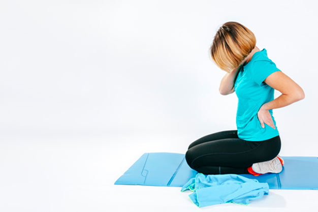 Pinzamiento vertebral: todo lo que debes saber