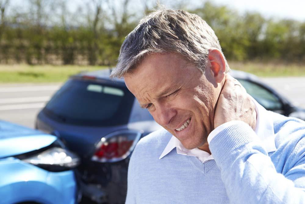 fisioterapia tras accidentes de trafico